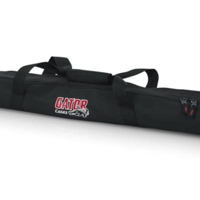 Gator Cases GPA-SPKRSPBG-42DLX Dual Compartment Sub Pole Bag