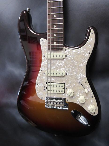 Fender American Deluxe Plus Sam Ash Sarasota Reverb