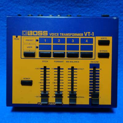 Boss VT-1 Voice Transformer Made in Japan MIJ