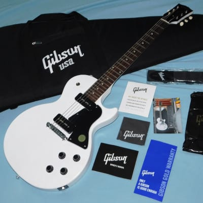 Gibson Les Paul Special Tribute P-90 Worn White 2021