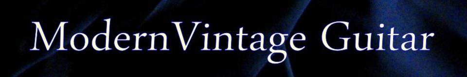Modern Vintage Guitar