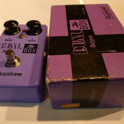 Guyatone Dual Octave Box Pedal 1980's ( Model PS- 106 ) for sale