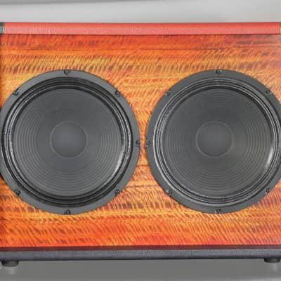 Tonewood Mango Sunburst Graphite/Scarlet 2x12 Built-in Attenuator,  D30, MultiVoice & Direct Out