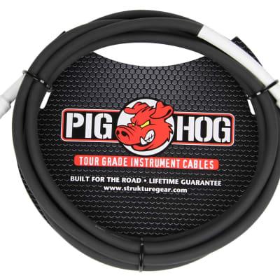 Pig Hog 10ft 1/4″ – 1/4″ 8mm Inst. Cable
