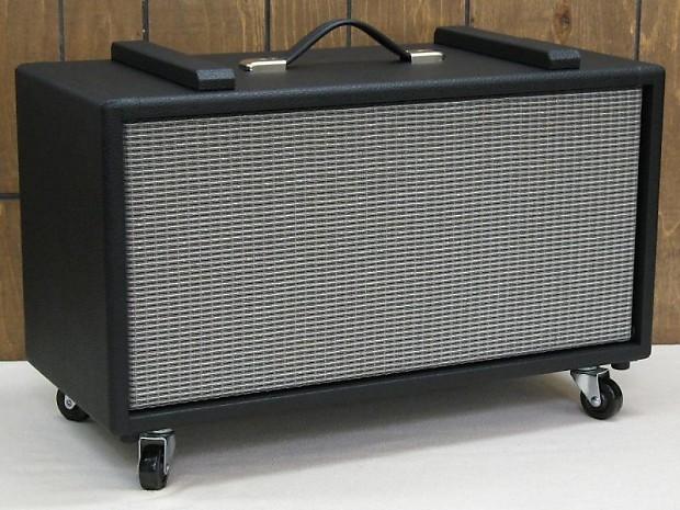 Amp Stand Storage Cabinet To Match Black Fender Guitar