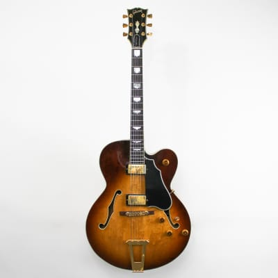 Gibson Tal Farlow's Personally Owned Viceroy 1987 Tobacco Sunburst