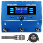 TC Helicon Voicelive Play Vocal Effects FX Processor Bundle w/ Mic + XLR Cable image
