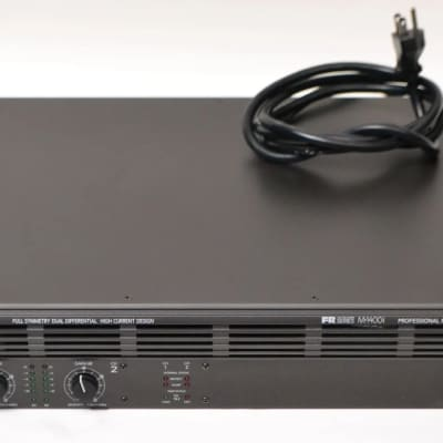 Mackie M1400i FR Series 2-Channel Power Amplifier