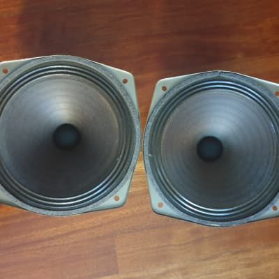 "Vintage rare 60's Philips Hohner orgaphone 2x12""  speakers"