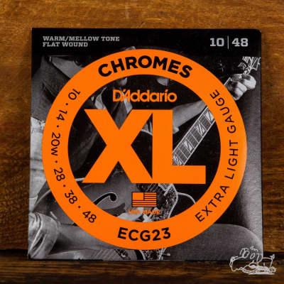 D'Addario Chromes Extra Light 10-48