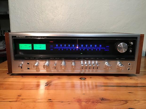 Pacific's pioneer sx-939 restore (lotsa pics! ) [archive.