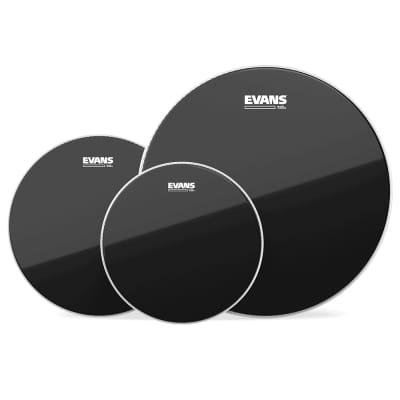 Evans Tompack: Black Chrome - Standard