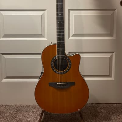 Ovation USA 6756LX Legend 2000s Sunburst