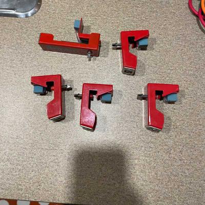 ddrum TKIT Acoustic Pro Trigger Kit (5pc)