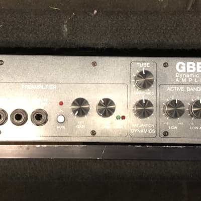Genz Benz GBE 500H Bass head with road case for sale
