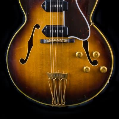Amazing Vintage 1957 Gibson Byrdland Thinline Hollow Body - Staple pickups!!