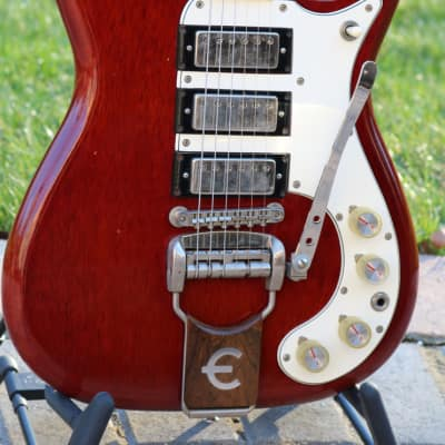 1964 Epiphone Crestwood Deluxe for sale