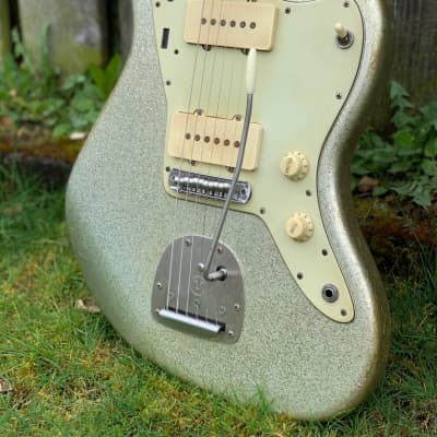 Danocaster Offset 2020 Silver Sparkle for sale