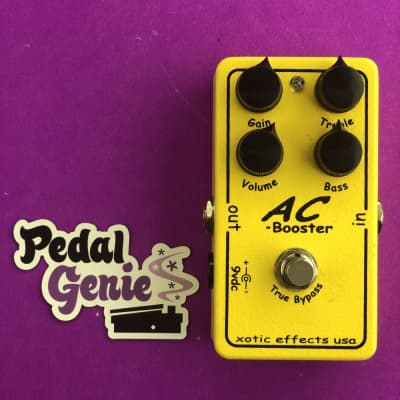 [USED] Xotic Effects AC Booster Overdrive