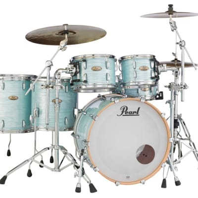 """STS2014BX/C414 Pearl Session Studio Select 20""""x14"""" Bass Drum  ICE BLUE OYSTER"""