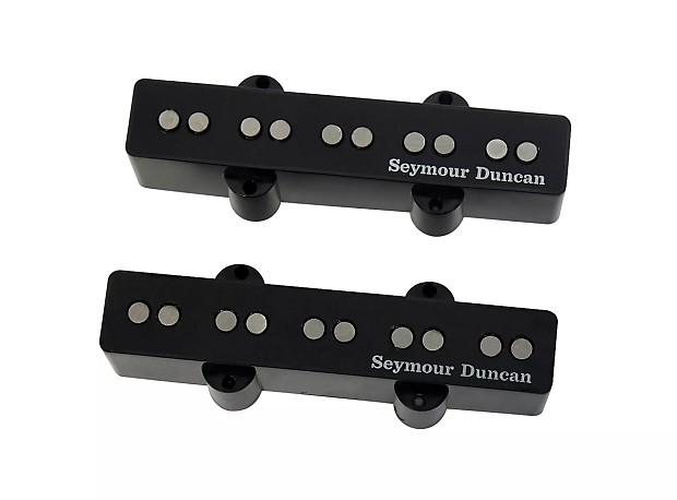 seymour duncan sj5 70 74 passive single coil bass guitar reverb. Black Bedroom Furniture Sets. Home Design Ideas