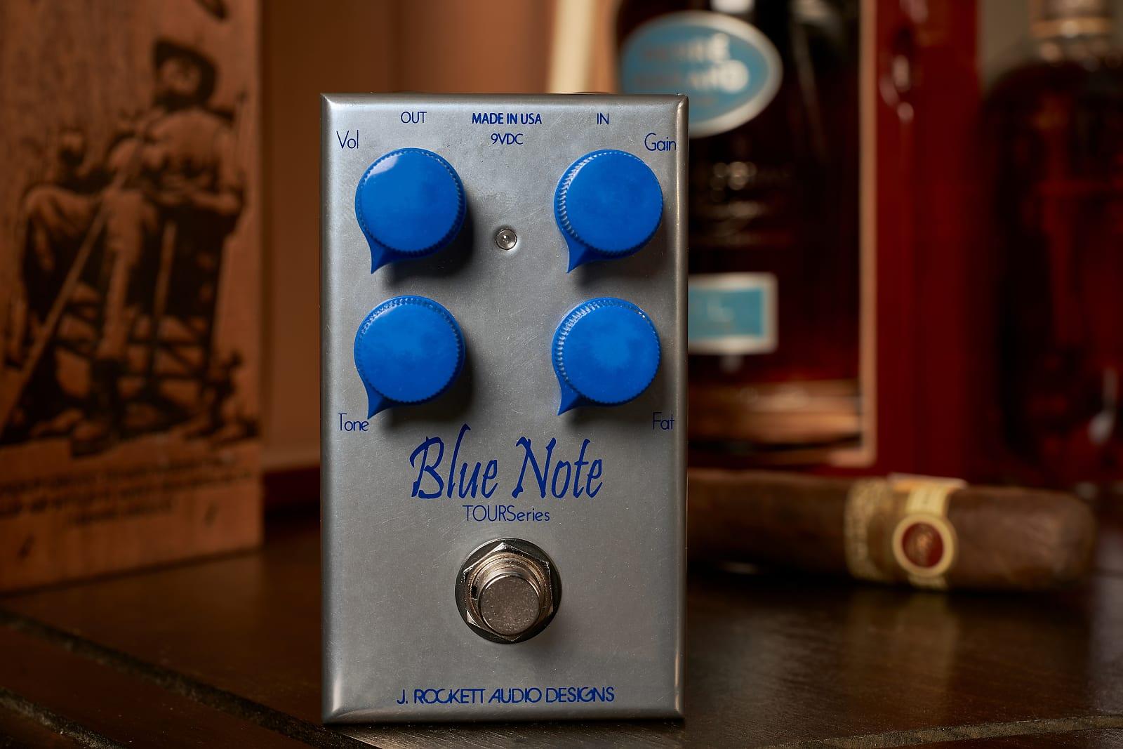 J. Rockett Blue Note Tour Series Overdrive Effects Pedal