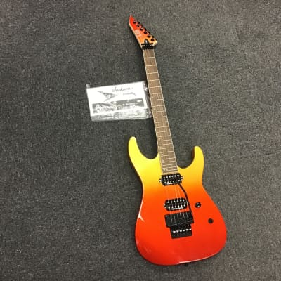 Used LTD M 400 Guitar Orange for sale