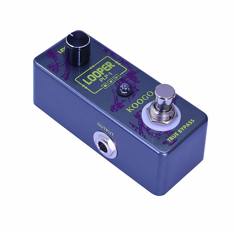 mini koogo looper effect guitar pedal 10 minutes looping jam reverb. Black Bedroom Furniture Sets. Home Design Ideas