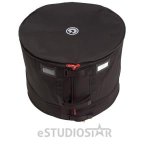 """Gibraltar GFBBD22 Flatter 22x16/18"""" Bass Drum Bag"""