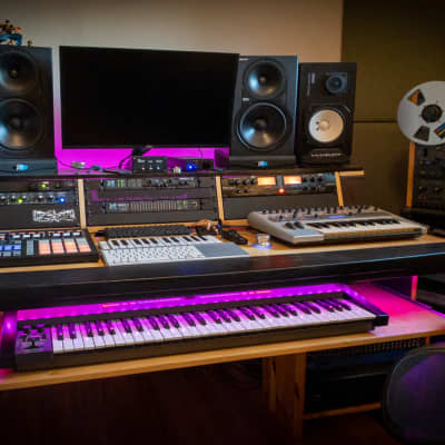 Custom Studio Desk