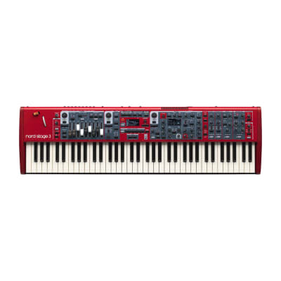 Nord Stage 3 Compact 73-Note Semi-Weighted Waterfall Keyboard