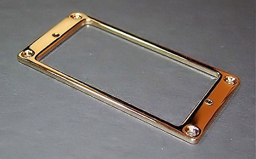 guitar parts humbucker pickup flat bezel metal mounting ring reverb. Black Bedroom Furniture Sets. Home Design Ideas