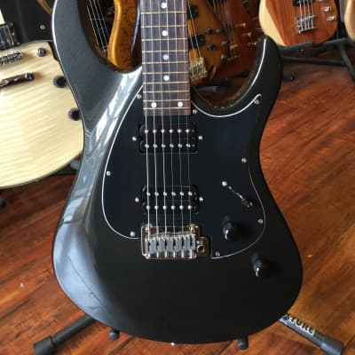 Carparelli Infiniti SI Eletric Guitar - Black *Showroom Condition for sale