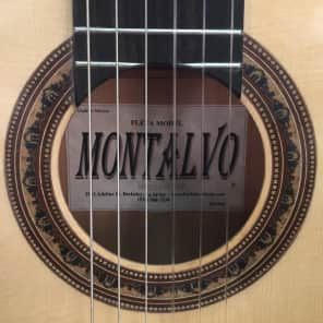 Casa Montalvo Fleta Model Flemanco Guitar 2008 for sale