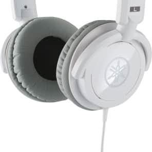 Yamaha HPH-100WH On-Ear Headphones