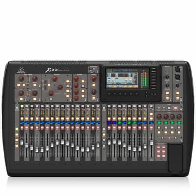 Behringer X32 Digital Console / Free P16m Personal Monitor System