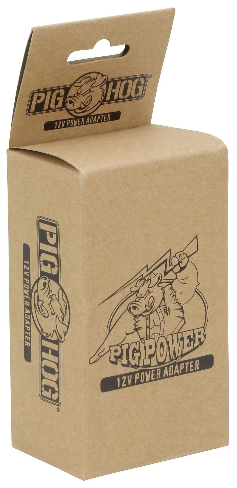 Pig Hog Pig Power 12V 1.5A Center Positive Power Supply PP12V
