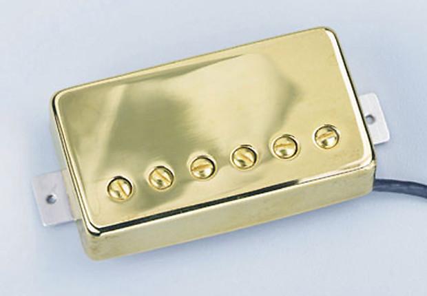 benedetto paf series jazz guitar humbucker pickup gold reverb. Black Bedroom Furniture Sets. Home Design Ideas