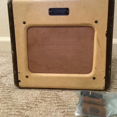 1951 Fender Champion 600  TV-Front Pre-Tweed for sale