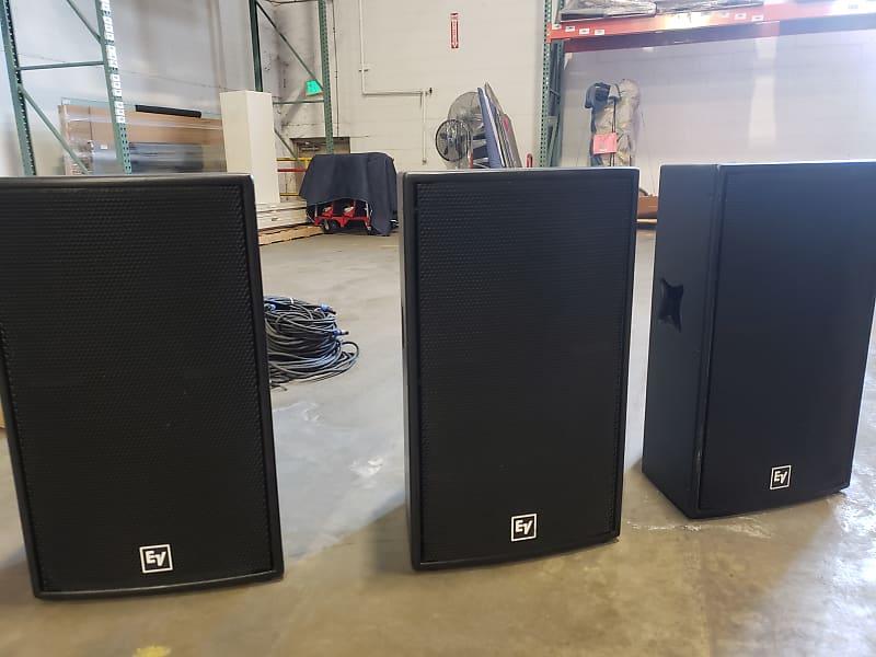 Electro-Voice QRx 115/75 Full Range Speaker Cabinet (4 Speakers)