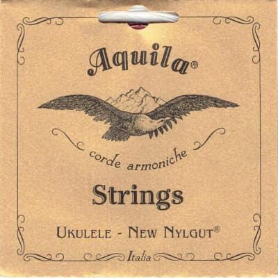 AQUILA UKULELE STRINGS NEW NYLGUT - CONCERT for sale