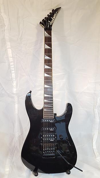 Jackson Soloist Pro XL 1995 Metallic Black | Mark's Shop on