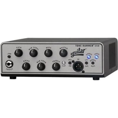 Aguilar TH350 Tone Hammer 350 Lightweight Bass Head for sale
