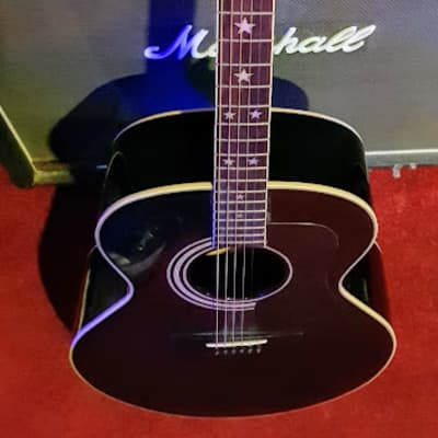 Epiphone SQ-180 (rare model) 2004 Black for sale