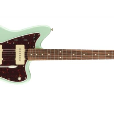 Fender Vintera '60s Jazzmaster Modified - Pau Ferro, Surf Green for sale
