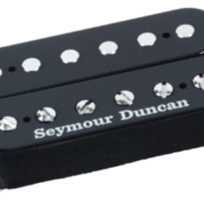 Seymour Duncan SH-PG1B Pearly Gates Humbucker Electric Guitar Bridge Pickup, Black