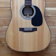 Sigma DM-18 Dreadnought Acoustic Guitar - 120613994 for sale