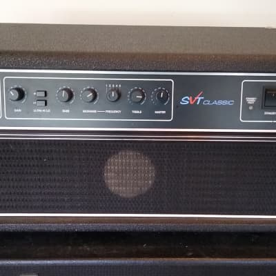 Ampeg SVT Classic Bass Head amp amplifier 300W