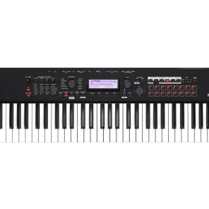 Korg Kross2 61-Key Synthesizer Workstation - Matte Black
