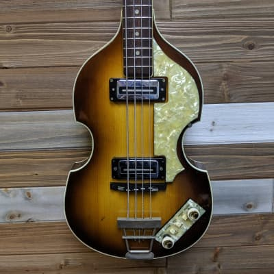 Hofner 500/1 Violin Bass - Hofner Beatle Bass - 1967 for sale